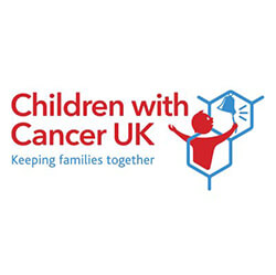 Children with Cancer UK Logo