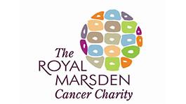 The Royal Marsden Cancer Charity Logo